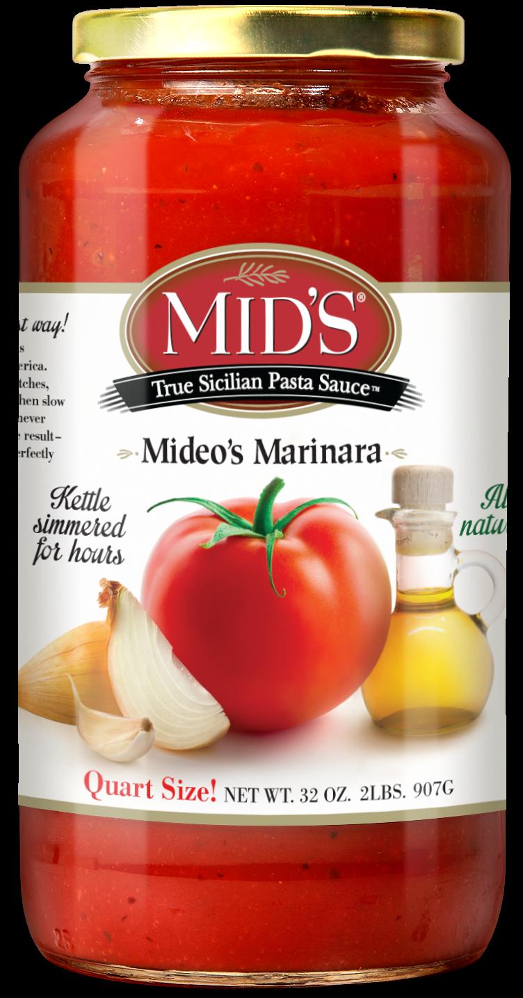 Mideo's Marinara