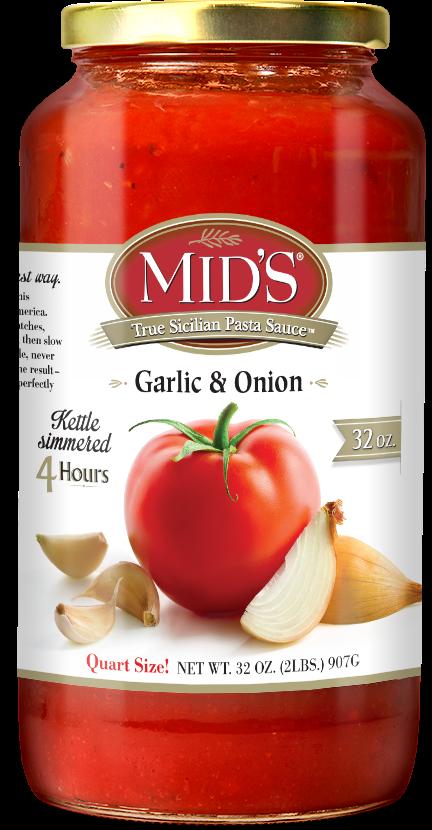 Garlic and Onion